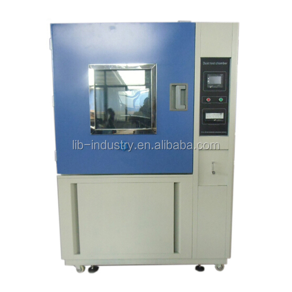 Digital Systems Protection Testing Environmental Testing Machine Dust test cabinet