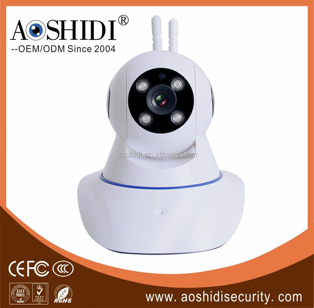 Hot sale 720p ptz wifi ip camera 1.0 megapixel wireless baby monitor camera