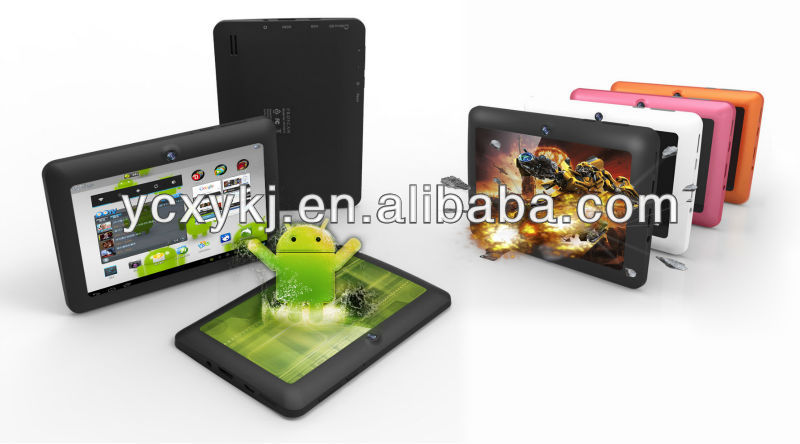Pocket Tablet 4.3 Inch Android Tablets