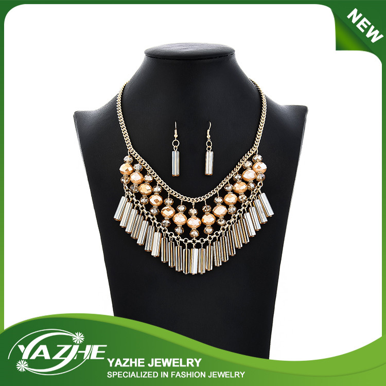 2016 Hot Sale Fashionable Statement Necklace