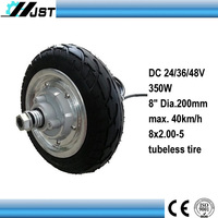"high quality 8""made in china electric wheel motor"