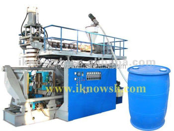 220 litre plastic drum blow molding machine