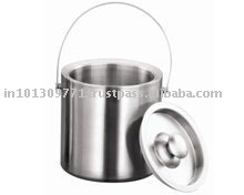 stainless steel ice barrel