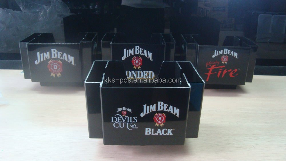 JIM BEAM Custom Plastic Nakin Holder