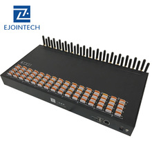 NEW Ejoin 32 port 128 sim gsm voip gateway for call center with best anti sim blocking solution sim box
