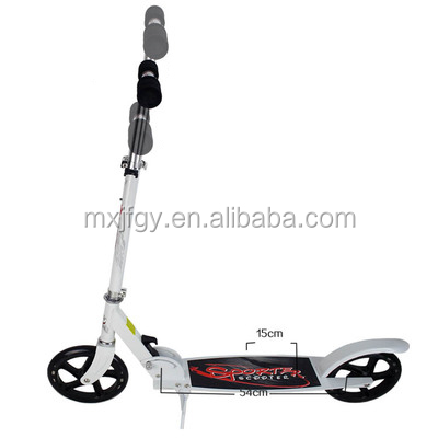 adult scooter 200mm wheel with kickstand