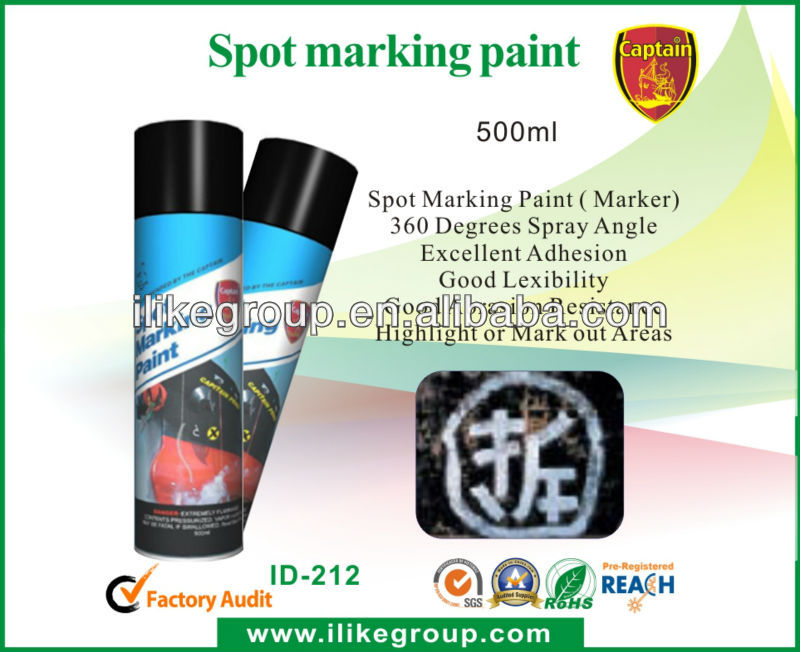 marking paint msds