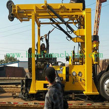 Sales No.1 in 2012! Powerful and Efficient - HF-3 water drilling rig prices