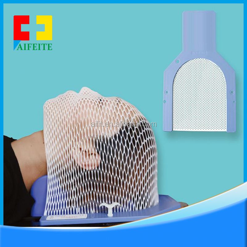 ALuminum thermoplastic confortable finger splint