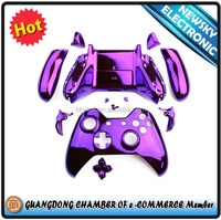 different colour chrome controller skin for xbox one shell