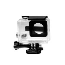Gopros accessories Waterproof Case 60m Underwater Diving Waterproof Shell Cover Housing Skeleton frame for Go pro hero3/4 3+