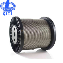 steel wire rope security cable/steel wire rope specification