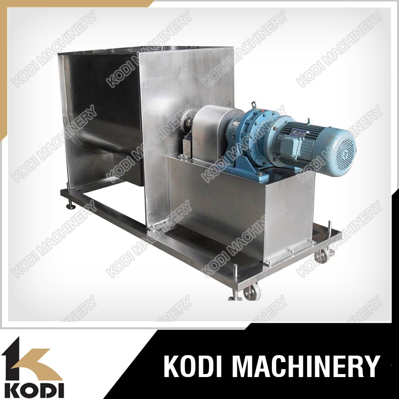 WLDH Model Horizontal Powder Ribbon Mixer Machine
