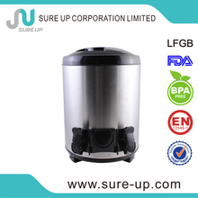 large capacity plastic water container 12l with faucet (WSUA)