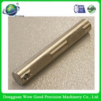 Top quality cnc machining punch pin turning replacement parts