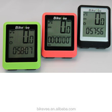 BKV 9001 bike power meter waterproof computer road bicycle scooter odometer