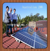 high efficiency warranty all accessories off-grid or on-grid 20kw 10kw 1000 watt solar panel system