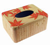 New Arrival Top Grade Multifunction Bamboo Pattern Hotel Tissue Box