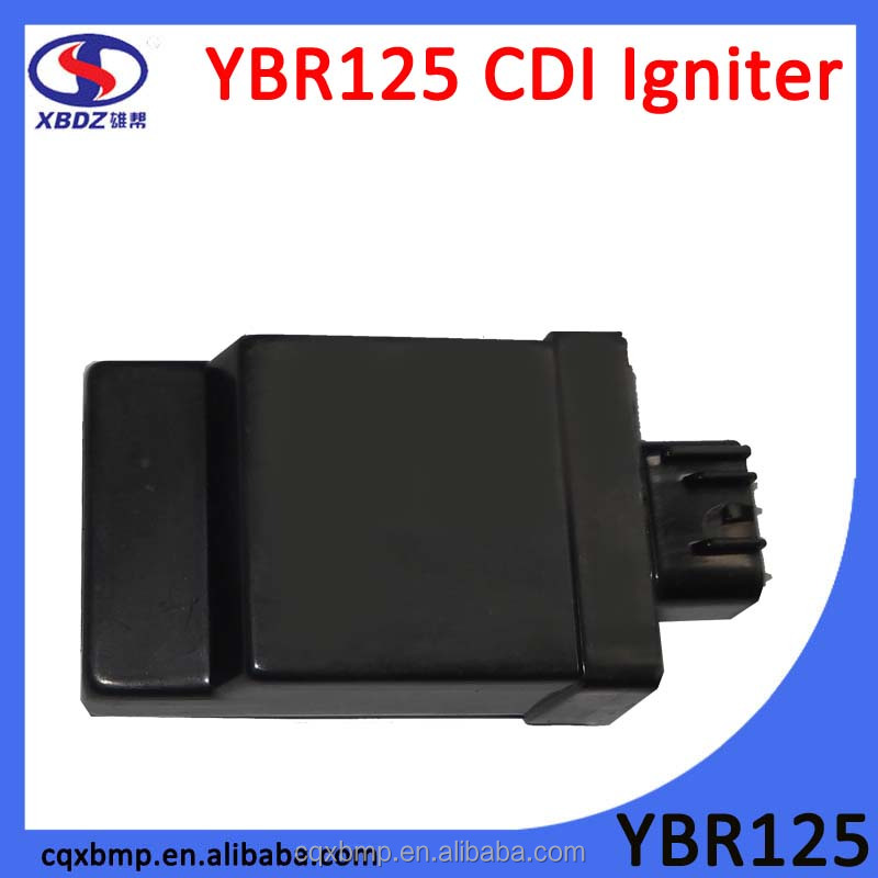 YBR125 Dirt Bike Motorcycle Parts CDI for Suzuki
