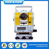 High accuracy ZTS-360R total station types of surveying instruments
