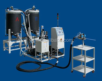 polyurethane resin pultrusion machine