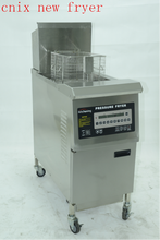 machine manufacturers for automatic food cooking machine commercial deep fryers OFE-H321