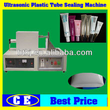 Ultrasonic Portable Small Size Table Top Tube Sealer Machine in Stocks,Manual Control Cosmetic Plastuc Tube Sealing Machine