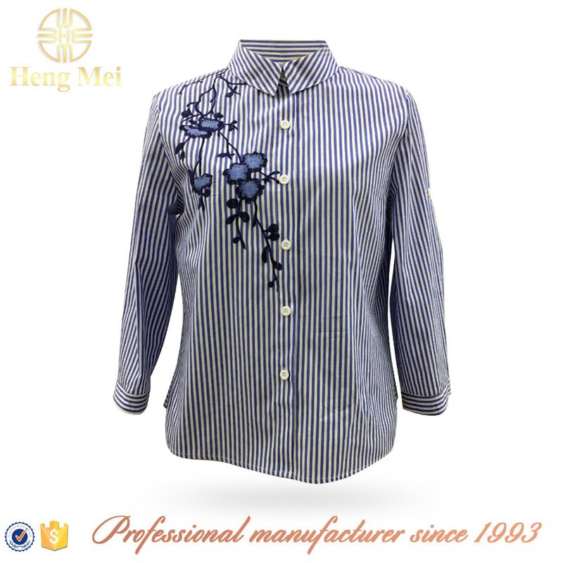 Ladies Blouses and Tops latest embroidery blouse designs women clothing embroidery blouse