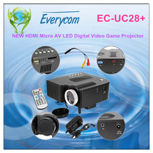 Latest mini projector for home use
