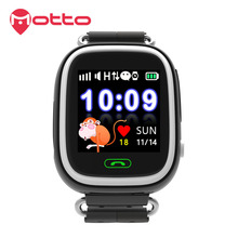 2017 New products hot selling wifi gps lbs locations android tracker mobile phone q90 baby smart wrist watch