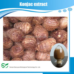 CAS No.37220-17-0 High Quality Organic Konjac Root Extract