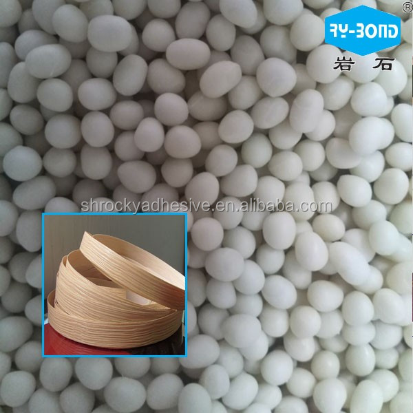 wood working adhesive hot melt granular/beads/ adhesive for edge banding for high/middle/low speed machine