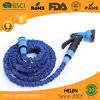 GARDEN SOFT HOSE MAX EXPANSION 3TIMES -W/ WATER SPRAY GUN -FOR OUTDOOR / GARDEN USE