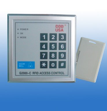 Access Control Card Reader--Security Lock G-2000C Proximity Reader