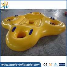 Fashion high quality cheap inflatable swim float ring for sale