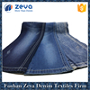China suppliers new top sale warp dyed mercerizing spandex stretch denim fabric