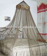 Camel color 100% Polyester mosquito net