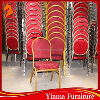 strong quality modern banquet hotel chairs gold banquet equipment