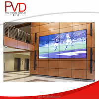 55 '' Video Wall Unit LCD Video Wall Solutions With Seamless Bezel 5.3mm