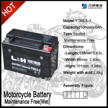 Lead-acid stationary feild mower battery for agriculture use