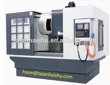 hobby milling machine 5-axis XK715 cnc milling machine