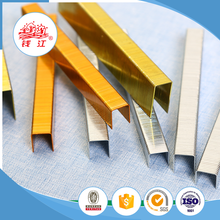 Brand Nails Qianjiang industrial stainless copper steel wood copper staples