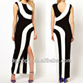 Wholesale clothing fashion design women dress maxi dress new fashion 2016