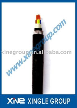 SWA Armoured Power Cable (Steel Wire Armored PVC Sheathed Power Cable)