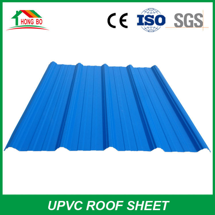 Carbon Fiber UPVC Roofing Tile