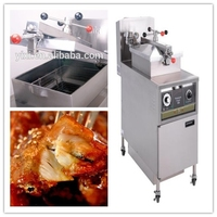 new product chicken pressure fryer gas model pfg-600