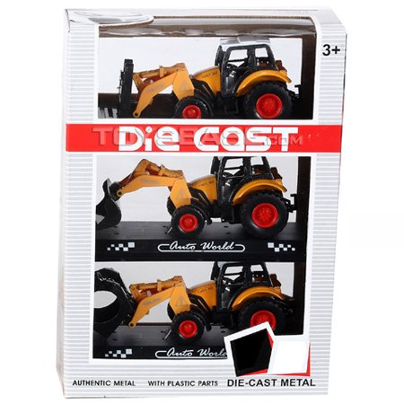 construction truck scale model die cast toy