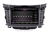 ugode hyundai i30 car multimedia system auto radio dvd gps navigation
