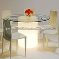 PE Material New led furniture colorful LED table