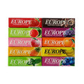 Europe chewing gum